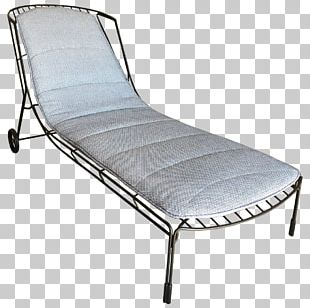 Chaise Longue Sunlounger Comfort Bed Frame Chair PNG