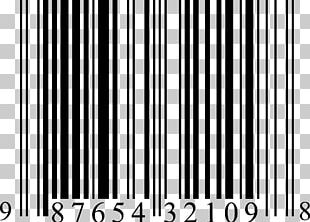 Paper Barcode Universal Product Code QR Code PNG