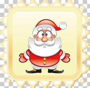 Rudolph Santa Claus Reindeer Christmas Elf PNG
