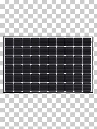Solar Panels Solar Cell Solar Power Polycrystalline Silicon PNG