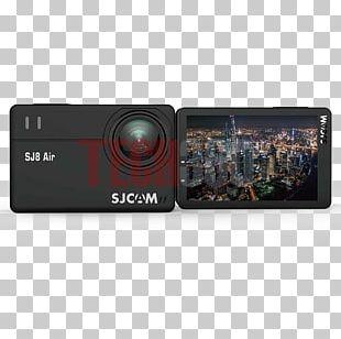 Action Camera SJCAM SJ4000 4K Resolution PNG