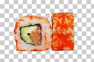 California Roll Sashimi Smoked Salmon Sushi Salmon As Food PNG