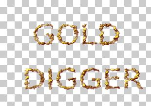 Number Logo Gold Line Body Jewellery PNG