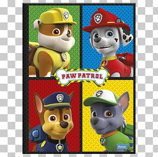 Paper Notebook Hardcover PAW Patrol PNG