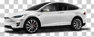 2017 Tesla Model X Tesla Model S Tesla Motors Sport Utility Vehicle Car PNG