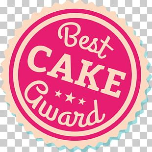 Paper Sticker Cake Label PNG