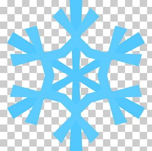Snowflake ICO Light Icon PNG