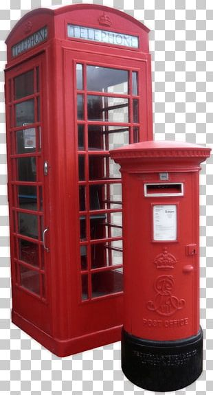 London United States Telephone Booth General Post Office PNG