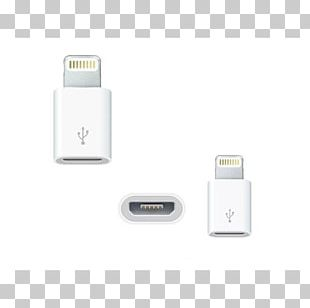 Adapter USB-C Battery Charger Micro-USB PNG