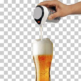 Beer Head Beer Glasses Draught Beer Foam PNG