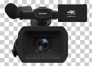 Camcorder Professional Video Camera Panasonic Video Cameras PNG