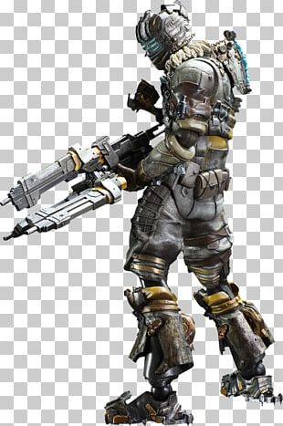 Dead Space 3 Dead Space 2 Isaac Clarke Action Figure PNG