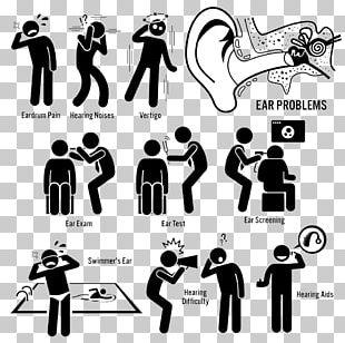 Medical Diagnosis Disease Ear Symptom PNG