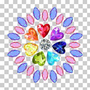 Gemstone Brilliant Cut PNG
