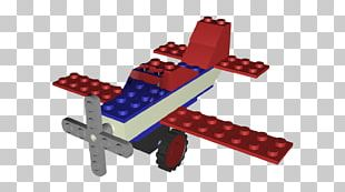 Airplane 3D The Lego Group Toy PNG