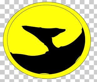 Jurassic Park Logo Pteranodon Pterosaurs PNG