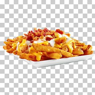 French Fries Cheese Fries Checkers And Rally's KFC Fried Chicken PNG