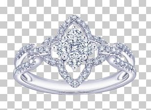 Jewellery Rose Window Wedding Ring Diamond PNG