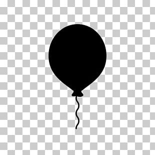 Balloon Silhouette Computer Icons PNG
