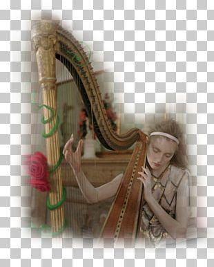 Celtic Harp Musician Violin Musical Instruments PNG