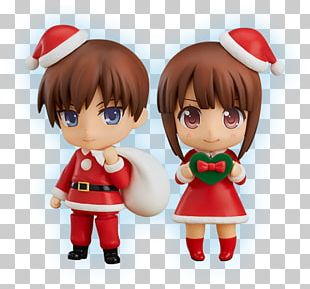 Figurine Nendoroid Model Figure Good Smile Company Christmas PNG