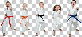 Karate Dobok Taekwondo Martial Arts Sport PNG