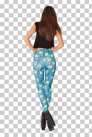 Leggings T-shirt Stocking Clothing Waist PNG