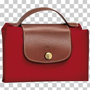 Handbag Leather Briefcase Longchamp PNG