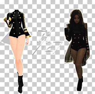Fashion Model Clothing PNG