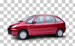 Minivan Citroën Xsara Picasso Compact Car PNG