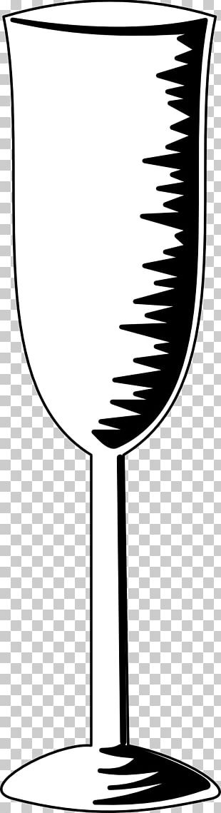 Champagne Glass Margarita PNG