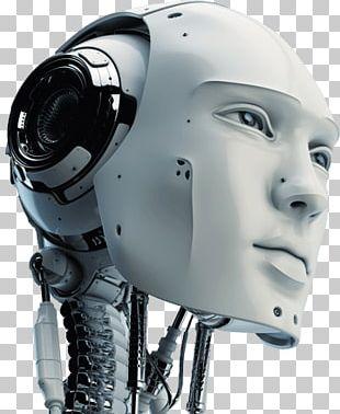 Robot Head PNG