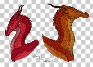 Wings Of Fire Dragon Ruby PNG