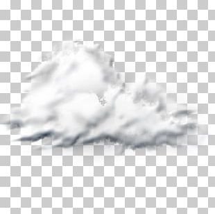 Black And White Sky Cloud PNG