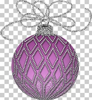 Happy New Year Christmas Ornament Animaatio PNG