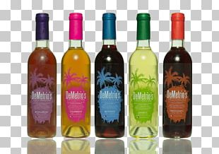 Liqueur Glass Bottle Dessert Wine PNG