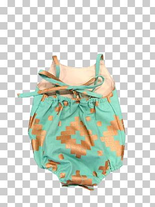 Turquoise Dress PNG