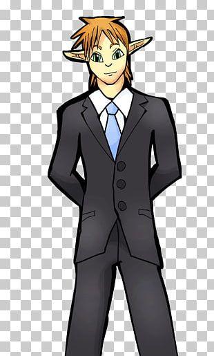 Tuxedo M. Human Character Fiction PNG