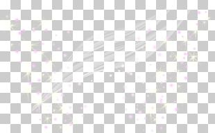 White Cloud Angle Point Pattern PNG