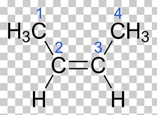 2-Butene Isopentane Methyl Group E-Z Notation PNG