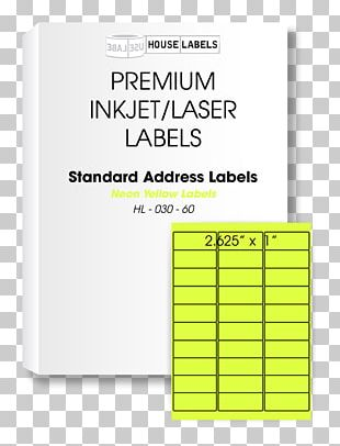 Paper Avery Cross Adhesive Label PNG