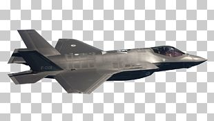 Lockheed Martin F-22 Raptor Lockheed Martin F-35 Lightning II Airplane Aircraft PNG