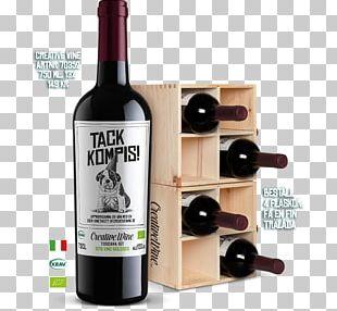 Dessert Wine Red Wine Glass Bottle PNG