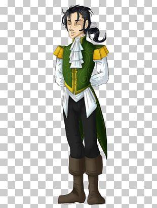 Costume Design Figurine Character Animated Cartoon PNG