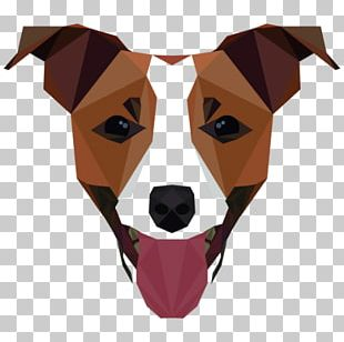 Jack Russell Terrier Graphic Design Art PNG