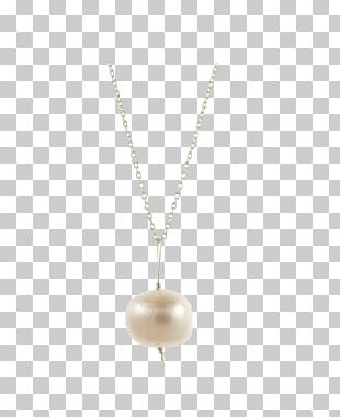 Locket Necklace Pearl Body Piercing Jewellery PNG