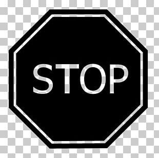 Stop Sign Computer Icons Traffic Sign PNG