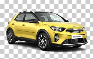 Kia Motors Car Sport Utility Vehicle KIA Stonic First Edition PNG