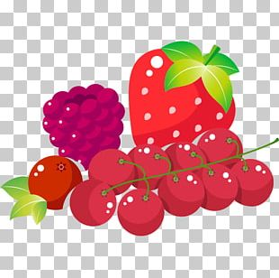 Strawberry Smoothie Breakfast Cereal Fruit PNG