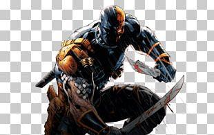 Deathstroke Deadshot DC Comics Comic Book PNG